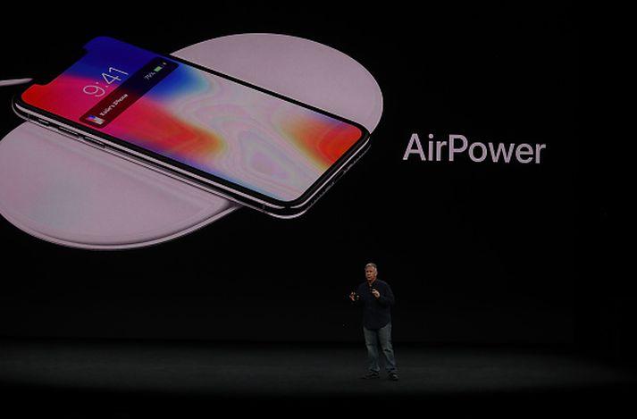 AirPower var kynnt árið 2017
