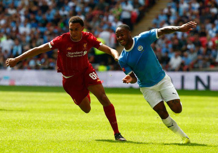 Liverpool og Manchester City eru af mörgum talin bestu lið Englands í dag
