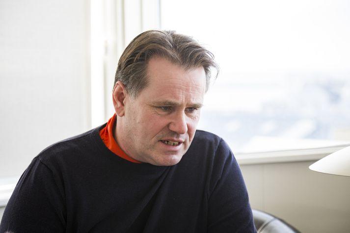 Vilhjálmur Birgisson, formaður VLFA.