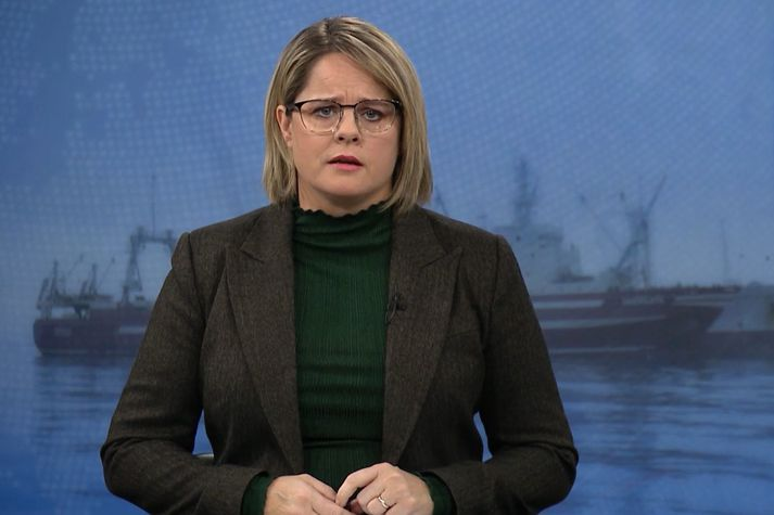 Rakel Þorbergsdóttir, fréttastjóri Ríkisútvarpsins.