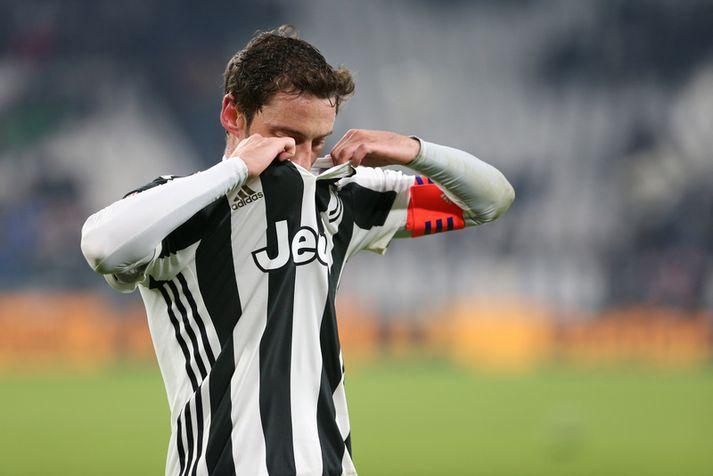 Claudio Marchisio hefur klætt sig úr Juve treyjunni í síðasta sinn.
