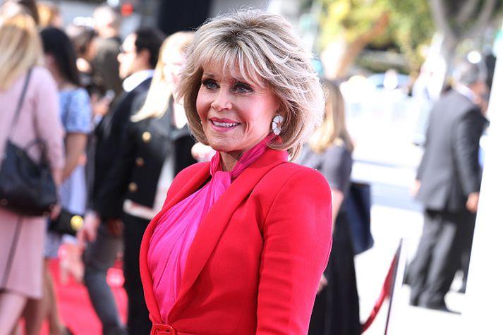 Jane Fonda er þakklát fyrir hvert einasta ár.