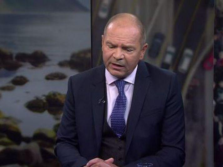 Björn Rúnar Lúðvíksson, yfirlæknir ónæmisfræðideildar Landspítalans.