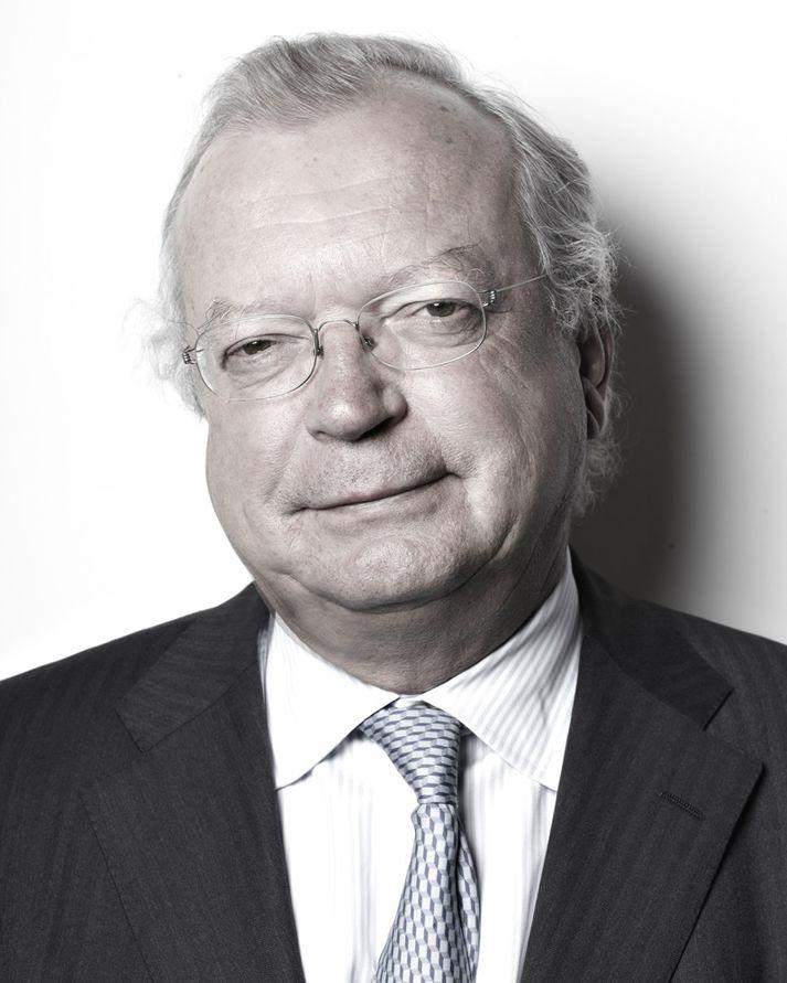 Olaf Rogge stofnaði Rogge Global Partners Ltd árið 1984.