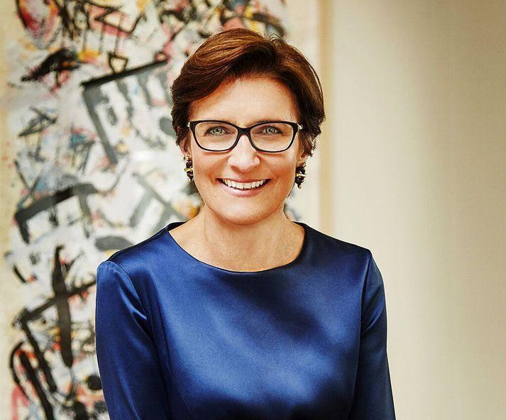 Jane Fraser tekur við stjórn Citigroup þegar núverandi forstjóri sest í helgan stein í febrúar.
