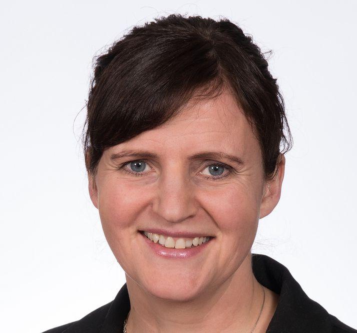 Elín M. Stefánsdóttir er fyrsta konan til að gegna stjórnarformennsku í Mjólkursamsölunni.