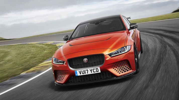 Jaguar XE Project 8.