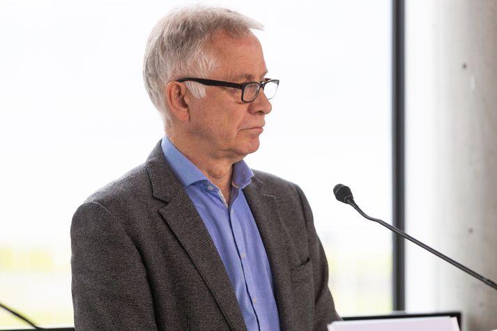 Główny epidemiolog Þórólfur Guðnason