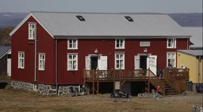 Hingað er ekki vænlegt að hringja eftir bíl í miðbæ Reykjavíkur.
