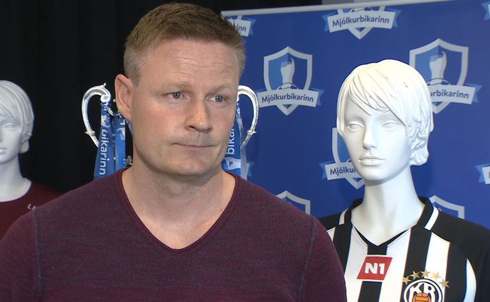 Jóhannes Karl Sigursteinsson