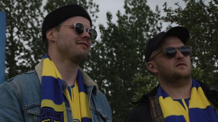 Mennirnir á bak við Steve Dagskrá; Andri Geir Gunnarsson og Vilhjálmur Freyr Hallsson.