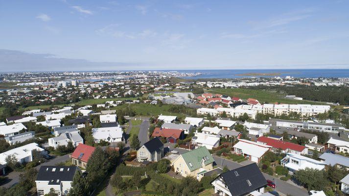 Alls var 963 leigusamningum þinglýst í september.