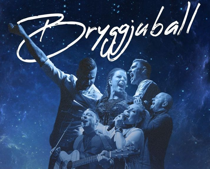 Bryggjuball Bylgjunnar og Stöðvar 2.