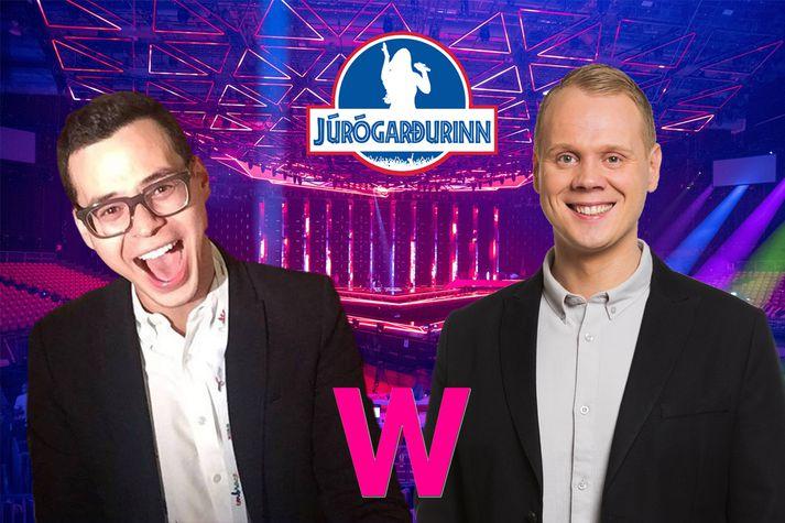 William Lee veit gjörsamlega allt um Eurovision.