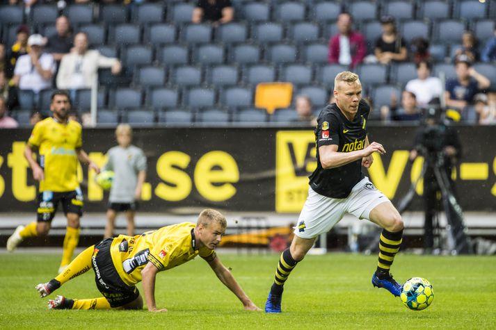 Kolbeinn er kominn í gang hjá AIK.