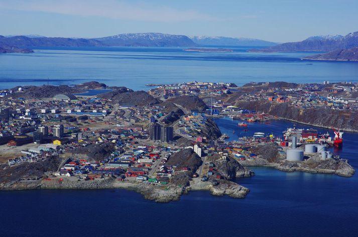 Trump stjórnin hyggst opna ræðismannsskrifstofu í Nuuk innan árs.