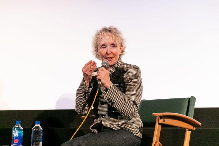Claire Denis er þekkt frönsk kvikmyndagerðarkona.