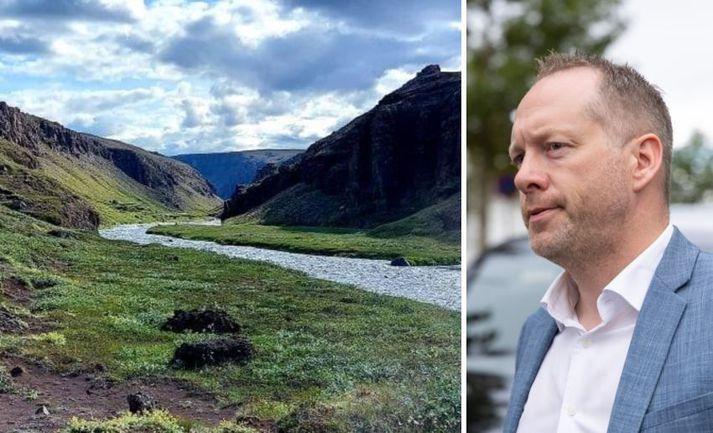 Guðmundur Ingi Guðbrandsson
