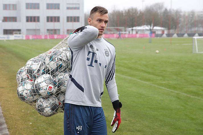 Christian Fruchtl hafnaði Liverpool í janúar.