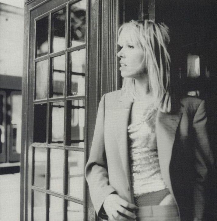 Anita Lane starfaði lengi með Nick Cave.