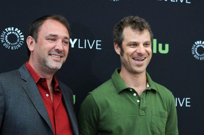 Trey Parker og Matt Stone.