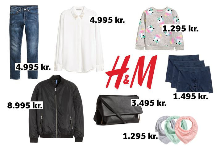 Margir hafa beðið lengi eftir komu H&M til Íslands