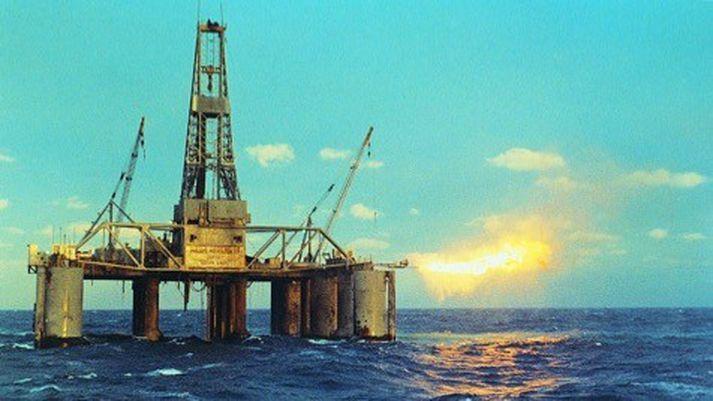 Borpallurinn Ocean Viking fann olíuna á Ekofisk-svæðinu. Ráðamenn Phillips tilkynntu norskum stjórnvöldum um olíufundinn á Þorláksmessu árið 1969.