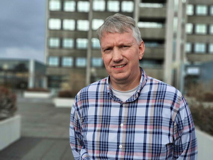 Stefán Sveinbjörnsson er formaður stjórnar Lífeyrissjóðs Verzlunarmanna.