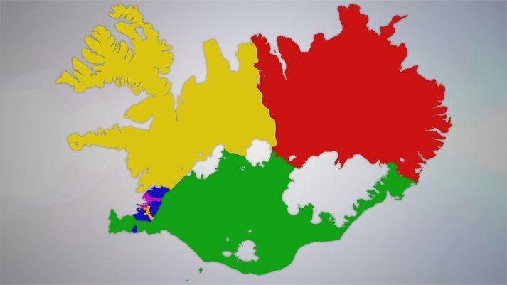 Þorsteinn Helgason, prófessor í stærðfræði, hefur talað fyrir því að það þurfi að vera fimmtán jöfnunarsæti.