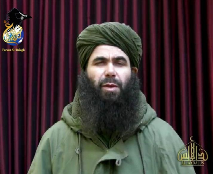 Alsíringurinn Abdelmalek Droukdel stýrði aðgerðum al-Qaeda í Norður-Afríku.