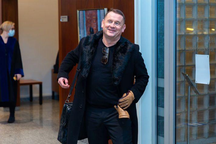 Vilhjálmur H. Vilhjálmsson er lögmaður Ingólfs Þórarinssonar.