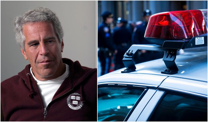Gert er ráð fyrir því að Epstein fari fyrir alríkisrétt í New York á morgun.