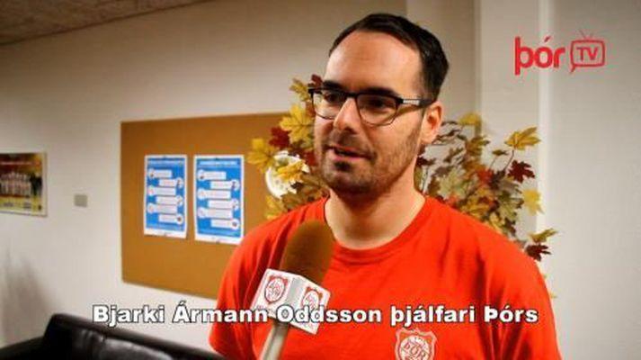 Bjarki Ármann Oddsson er nýjasti þjálfari Dominos deildar karla.