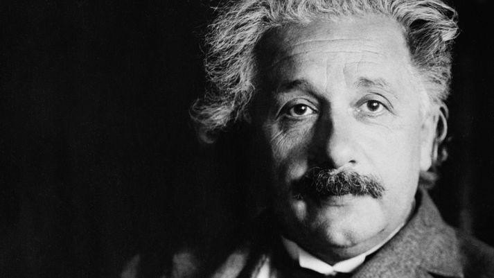 Mörg af ummælum Alberts Einstein eru ódauðleg, til að mynda lýsingar hans á rasisma.