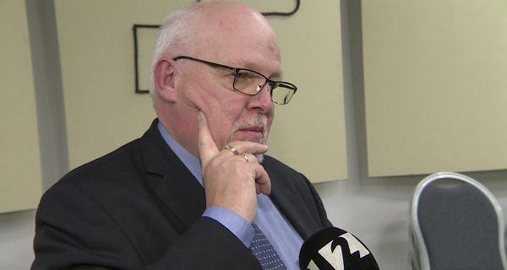 Sveinn Guðmundsson er formaður stjórnar SÍBS.