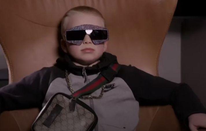 Er Prins Nutella, átta ára gamall, yngsti Íslendingurinn til að gefa út ævisögu sína?