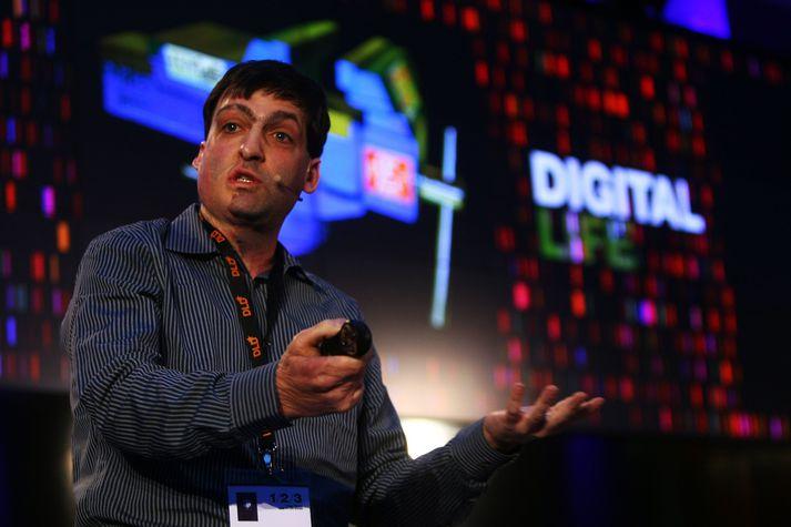 Dan Ariely á Digital Life Design ráðstefnunni í München í Þýskalandi árið 2009.