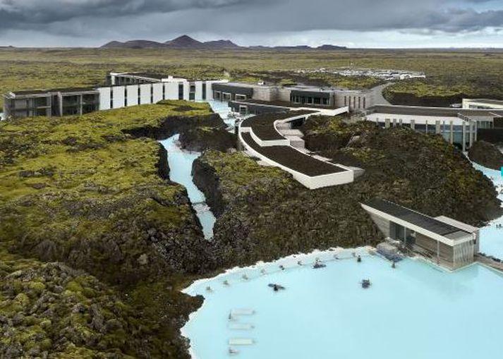 Basalt arkitektar eru tilnefnd fyrir hönnun á The Retreat við Bláa lónið.