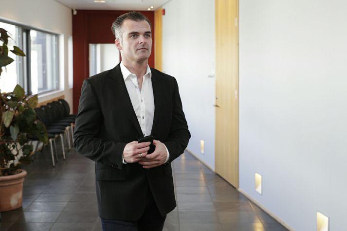 Sigurður Kristinsson í Héraðsdómi Reykjaness.