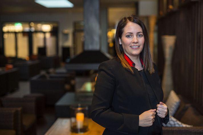 Telma Eir Aðalsteinsdóttir.