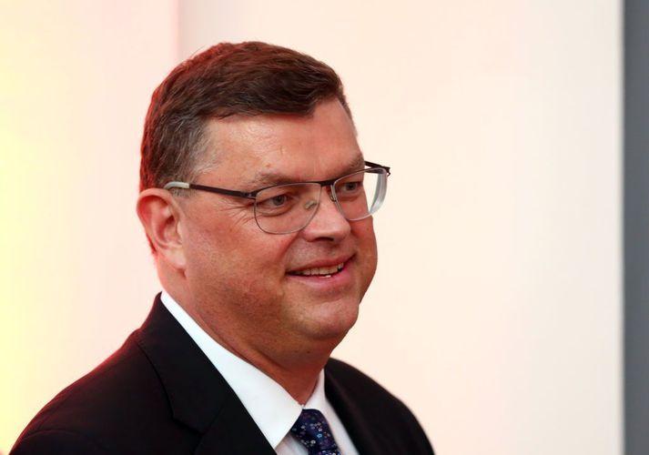 Mogens Jensen tók við ráðherraembætti í júní 2019.