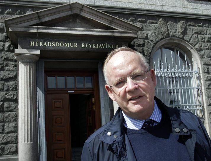 Gestur Jónsson lögmaður.