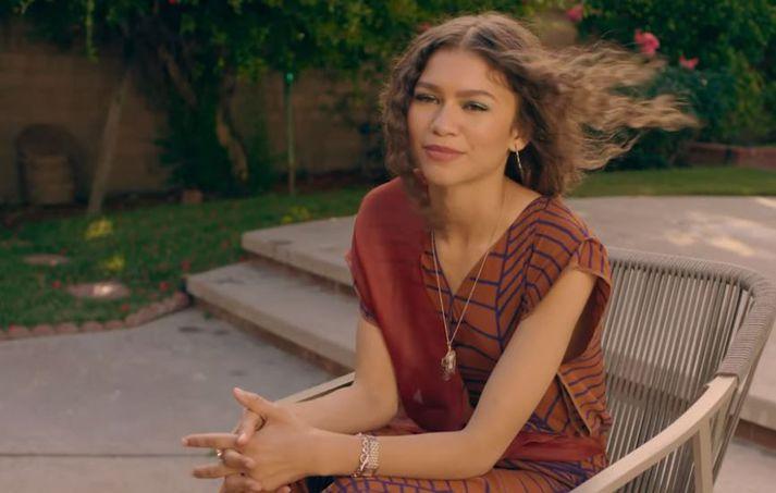 Zendaya er rísandi stjarna í Hollywood.