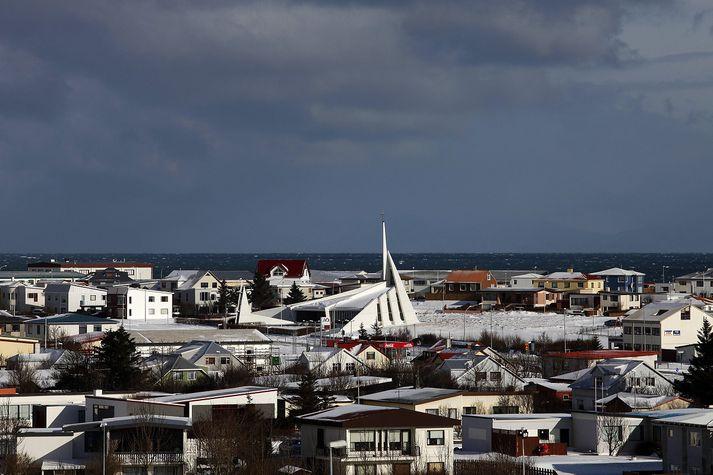 Atvinnuleysið í apríl var mest á Suðurnesjum.