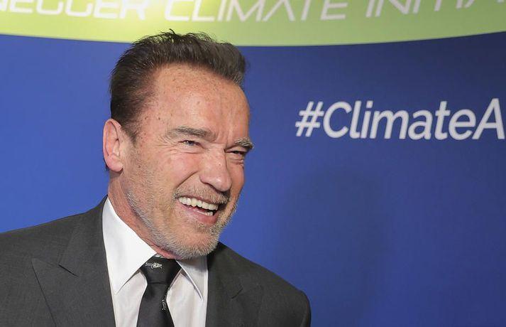 Þetta er önnur stóra hjartaaðgerðin sem Schwarzenegger gengst undir á tveimur árum. Hann er nú á áttræðisaldri.