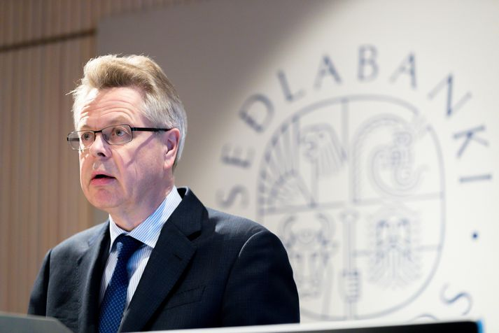 Már Guðmundsson, fyrrverandi seðlabankastjóri.