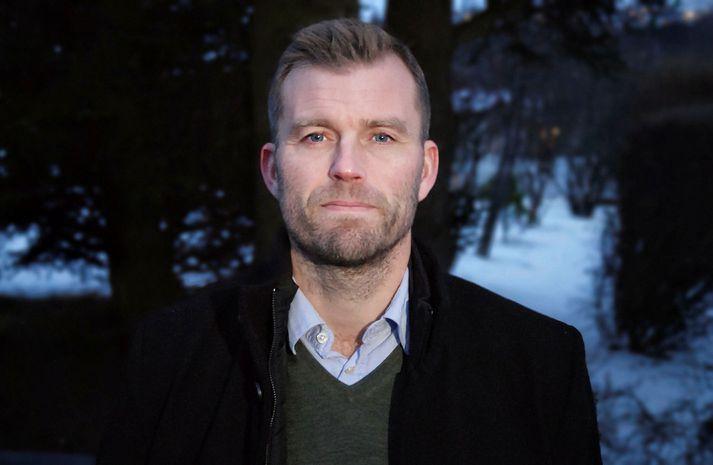 Valtýr Stefánsson Thors sérfræðingur í smitsjúkdómum barna er höfundur leiðbeininganna ásamt Ásgeiri Haraldssyni, prófessor í barnalækningum.