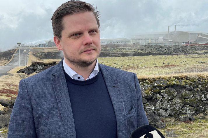 Jóhann Snorri Sigurbergsson er forstöðumaður viðskiptaþróunar hjá HS Orku.