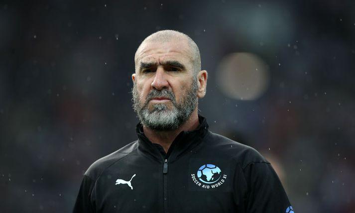 Cantona er lifandi goðsögn hjá Manchester United