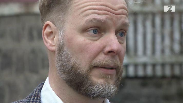 Valdimar Hafstein prófessor í þjóðfræði við Háskóla Íslands.